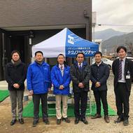 北海道断熱・超耐震アパート完成現場見学会