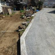 富士吉田市「ロフトのある家」現場立会いです。