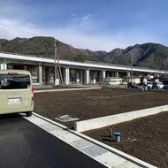 富士吉田市旭一丁目にてW.T様邸新築工事始まります。