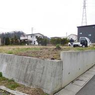 富士吉田市上吉田東三丁目にて新築工事が始まります。