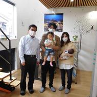 富士河口湖町船津にて新築予定のN.Y様ご契約です。