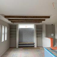 富士吉田市下吉田5丁目K.T様邸内装工事完了です。