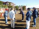 富士河口湖町船津N.Y様邸地鎮祭でした。