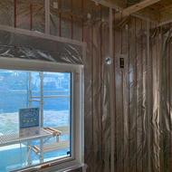 富士河口湖町船津O.Y様邸断熱気密施工です。