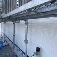 富士河口湖町船津O.Y様邸大工工事完了です。